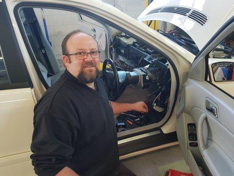David Field - Automotive Technician