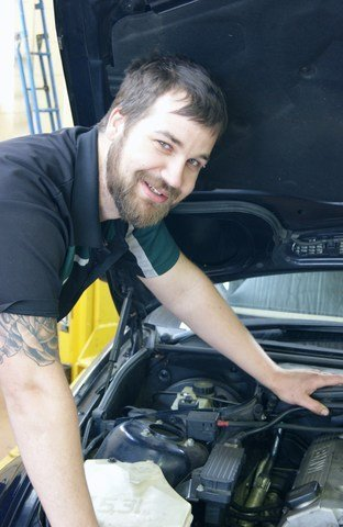 Scott Wilkes - Automotive Technician