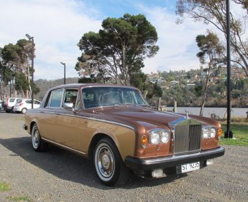 Rolls Royce Shadow - Goldstar Automotive Sales Division