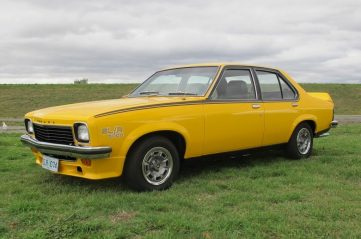 LH Torana SLR 5000 - Goldstar Automotive Sales Division